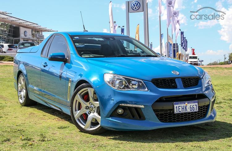 Exceptional 2013 Holden Special Vehicles Maloo R8 Auto MY14