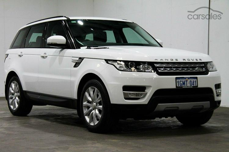 New Used Land Rover Range Rover Sport Cars For Sale In Perth