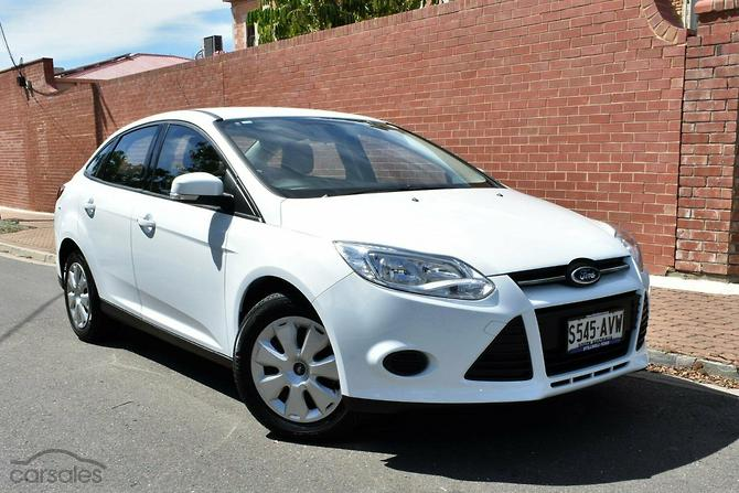 2017 Ford Focus Ambiente Lw Mkii Auto