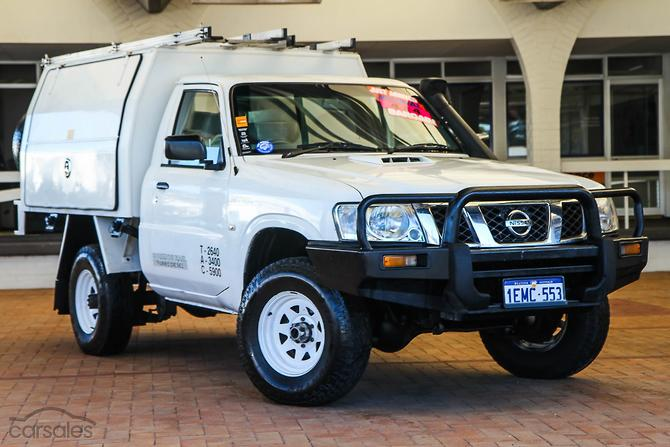 New Used Nissan Patrol Tradie Cars For Sale In Western Australia
