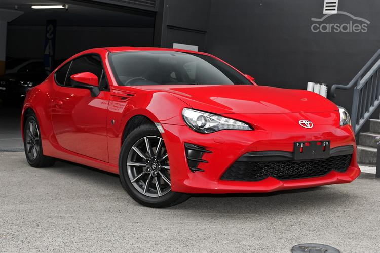 New Used Toyota 86 Cars For Sale In Sydney New South Wales