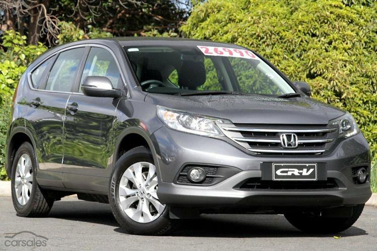 2014 Honda CR V DTi S Auto 4WD MY14