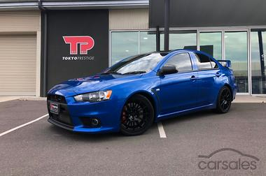 New Used Mitsubishi Lancer Evolution Cars For Sale In Australia