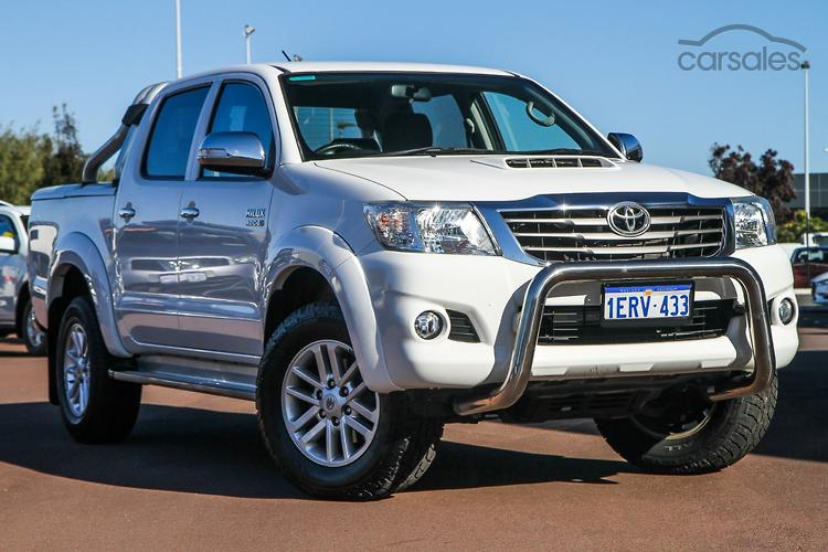 Used hilux for sale perth