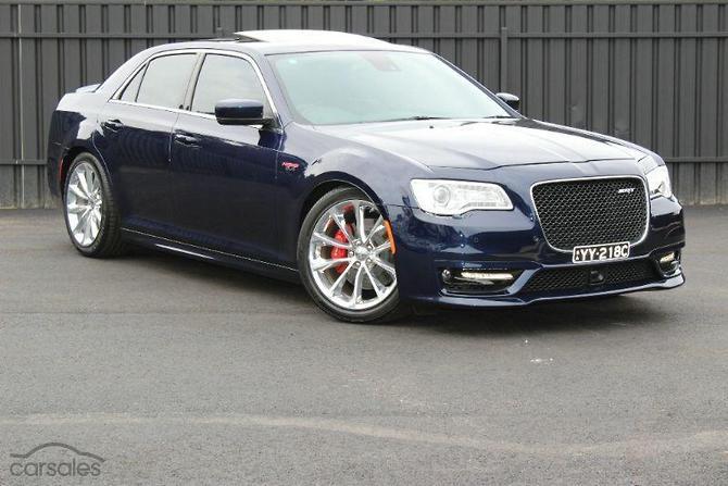 New  Used Chrysler 300 SRT cars for sale in Australia  carsales