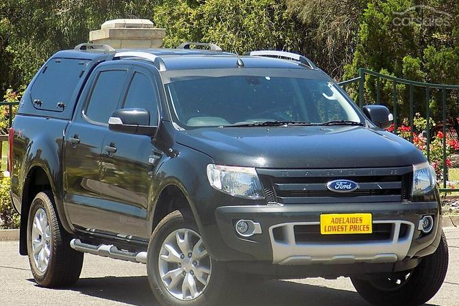 New Used Ford Black Ute Cars For Sale In Australia Carsales Com Au