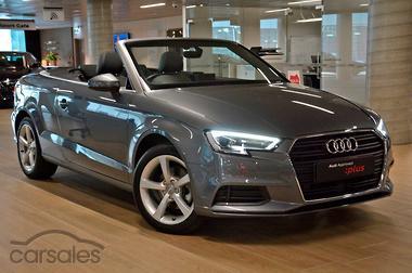 2016 Audi A3 Auto My17