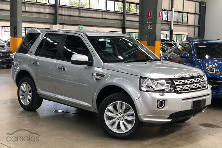 New Used Land Rover Freelander 2 Cars For Sale In Australia