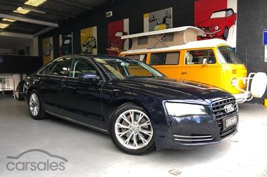 New Used Audi A Cars For Sale In New South Wales Carsalescomau - Audi a8