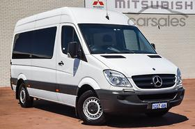 721ec6ec7a New   Used Mercedes-Benz Sprinter cars for sale in Australia ...