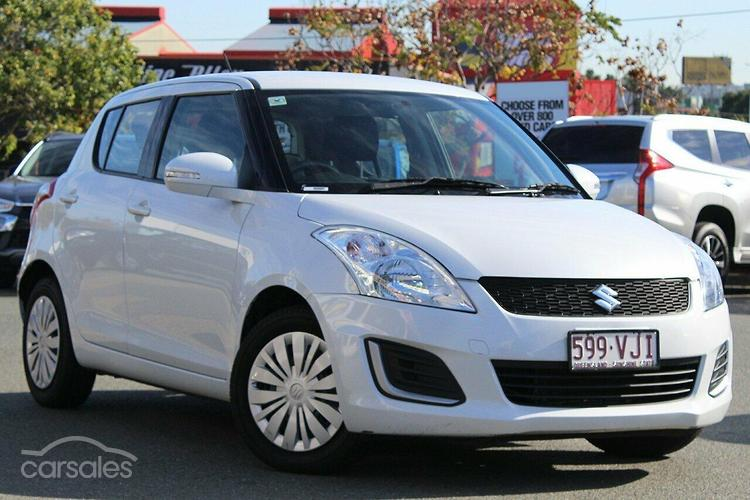 new used suzuki swift cars for sale in queensland carsales com au rh carsales com au