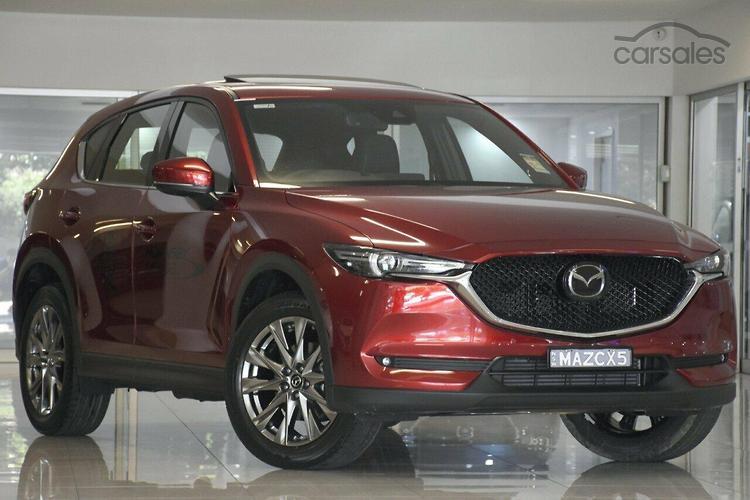 New Used Mazda Cx 5 Red Cars For Sale In Australia Carsales Com Au