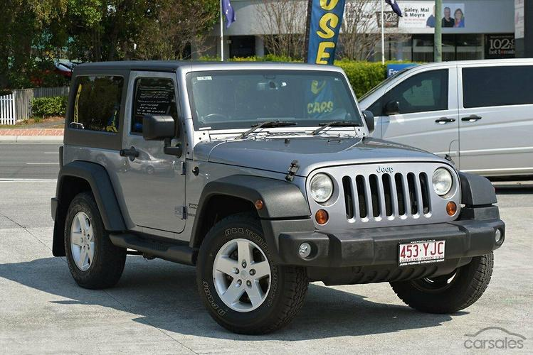 2013 Jeep Wrangler Sport Manual 4x4 MY13