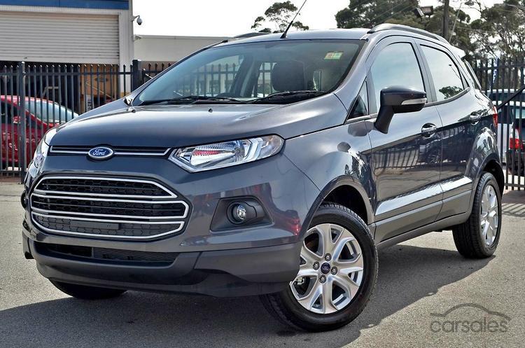 2017 Ford EcoSport Trend BK Auto & New u0026 Used Ford EcoSport cars for sale in Australia - carsales.com.au markmcfarlin.com