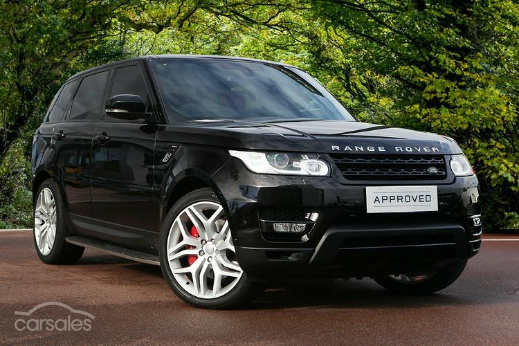 2014 Land Rover Range Rover Sport V8SC Autobiography Dynamic Auto 4x4 MY14.5