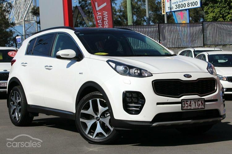 New Used Kia Sportage Gt Line Cars For Sale In Brisbane East