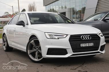 New Used Audi A Cars For Sale In Australia Carsalescomau - Black audi