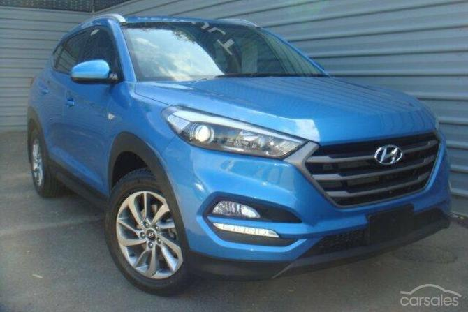 New Used Hyundai Tucson Suv Cars For Sale In Adelaide Western