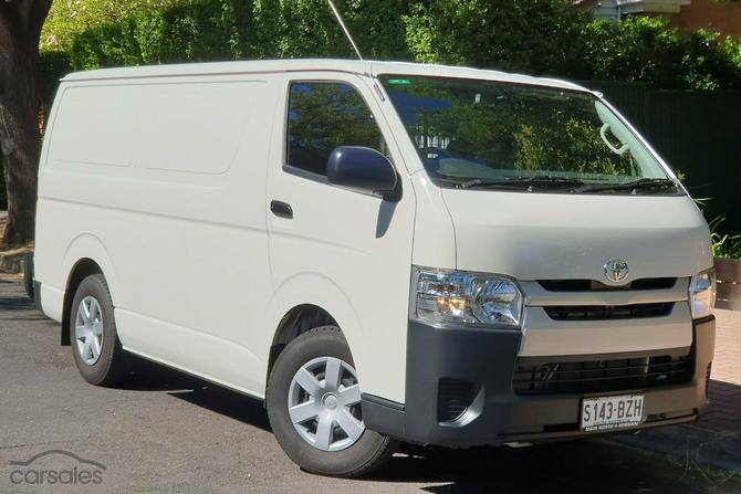 cc4396a70c New   Used Toyota Hiace cars for sale in Australia - carsales.com.au