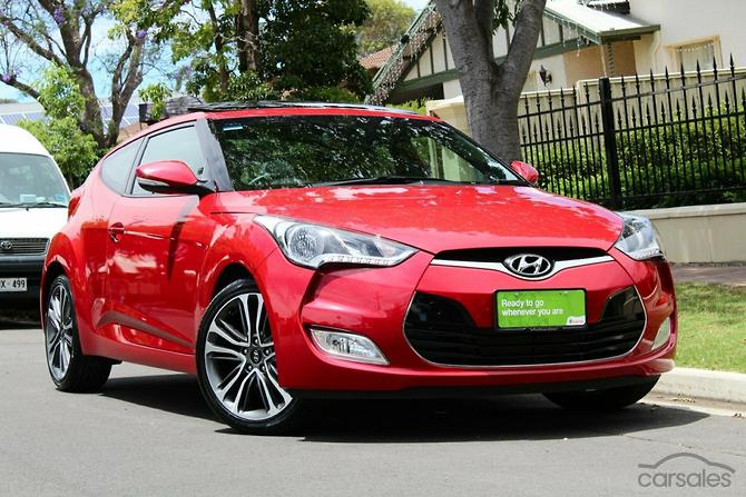 New Used Hyundai Veloster Cars For Sale In Adelaide South