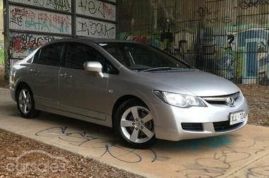 New Used Honda Civic Sedan Cars For Sale In Australia Carsales