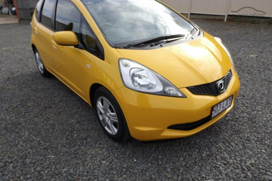 2009 Honda Jazz Gli Manual My09 Oag Ad 17077456 Carsalescomau