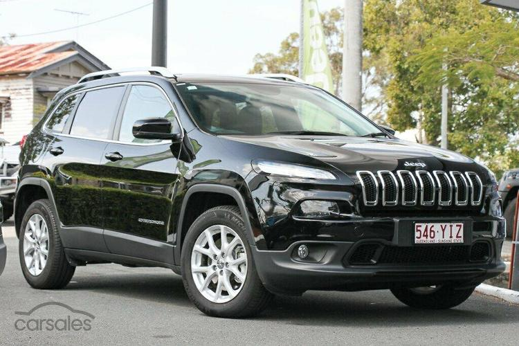 New Used Jeep Cars For Sale In Queensland Carsales Com Au