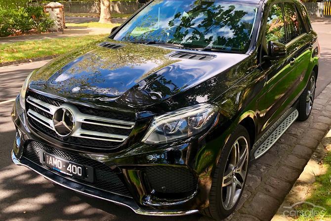 2016 Mercedes Benz Gle500 Auto 4matic