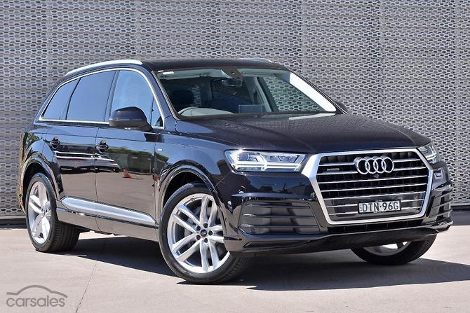 New Used Audi Q Cars For Sale In New South Wales Carsalescomau - Audi q10 for sale