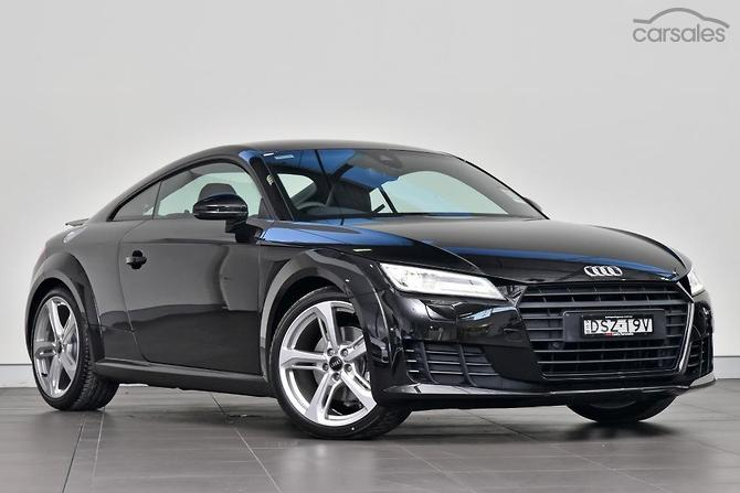 New Used Audi TT Cars For Sale In Australia Carsalescomau - 2018 audi tts