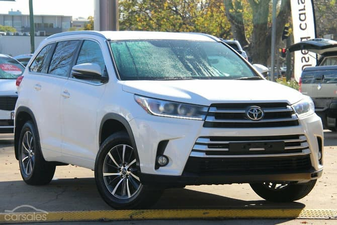 027b99667 New & Used Toyota Kluger cars for sale in Australia - carsales.com.au