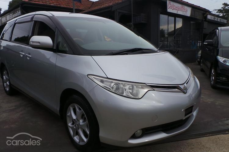 Toyota Ultima >> New Used Toyota Tarago Ultima Cars For Sale In Australia