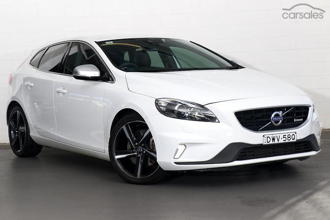 New & Used Volvo V40 cars for sale in Australia - carsales.com.au