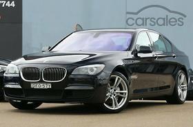 2011 BMW 740i F01 Auto MY12