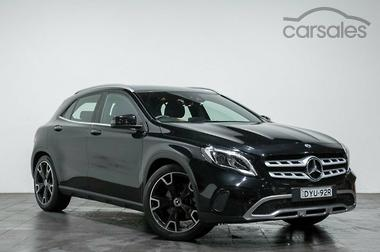 2017 Mercedes Benz Gla250 Auto 4matic