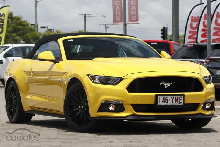 Ford Mustang Gt Fm Auto My