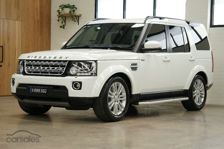 2016 Land Rover Discovery Sdv6 Hse Auto 4x