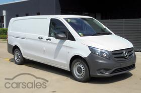 New Used Mercedes Benz Vito Cars For Sale In Australia Carsales