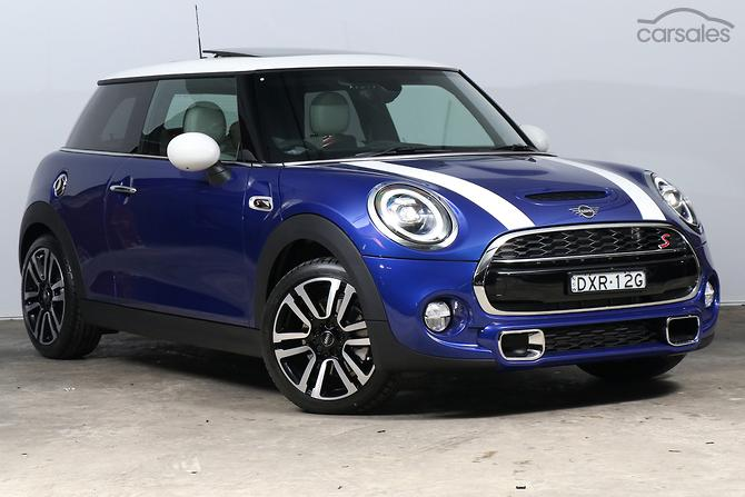 New Used MINI Cars For Sale In Australia