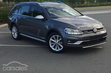 2018 Volkswagen Golf Alltrack 132tsi 7 5 Auto 4motion My18