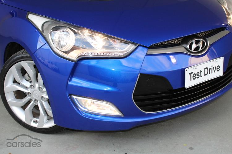 New Used Hyundai Veloster Cars For Sale In Australia Carsales Com Au