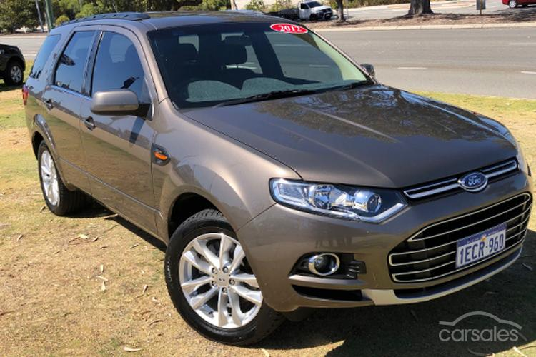New Used Ford Suv Cars For Sale In Perth Western Australia