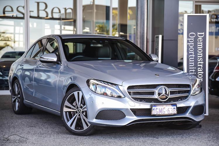 Mercedes dealers perth