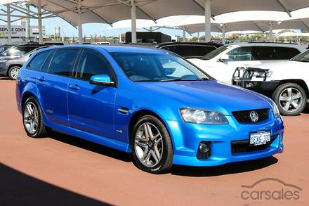 2011 Holden Commodore Ss Ve Series Ii Auto
