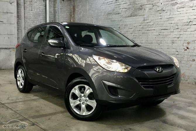 New Used Hyundai Ix35 Cars For Sale In Adelaide South Australia