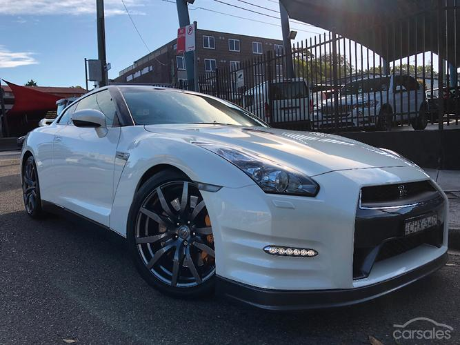 Attractive 2012 Nissan GT R R35 Auto AWD MY12