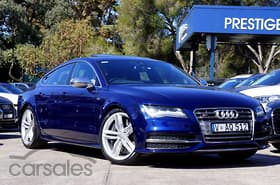 New Used Audi S Cars For Sale In Australia Carsalescomau - Audi s7 for sale