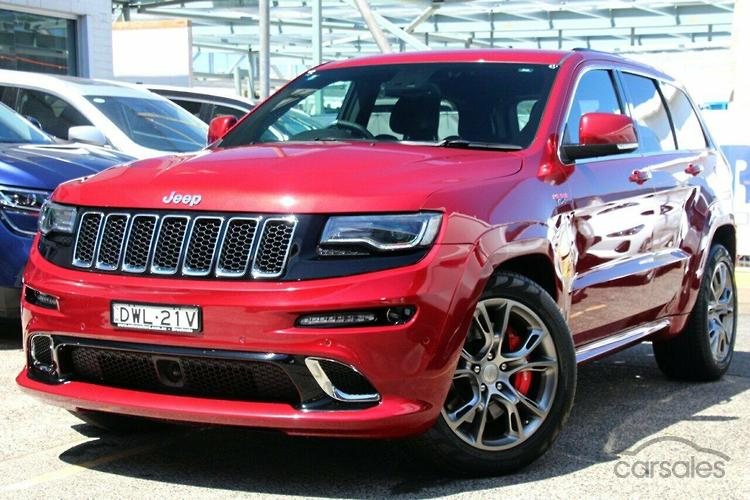 2013 Jeep Grand Cherokee SRT Auto 4x4 MY14