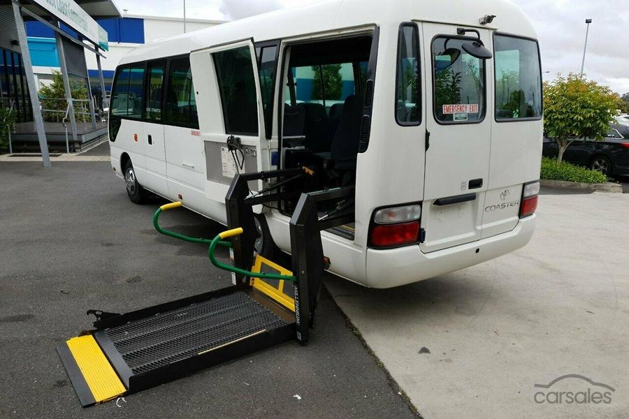 a834c3ddef 2010 Toyota Coaster Deluxe -OAG-AD-16013631 - carsales.com.au