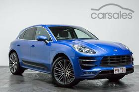 New Used Porsche Macan Turbo Cars For Sale In Australia Carsales